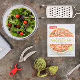 Top Tools for the Vegetarian Kitchen