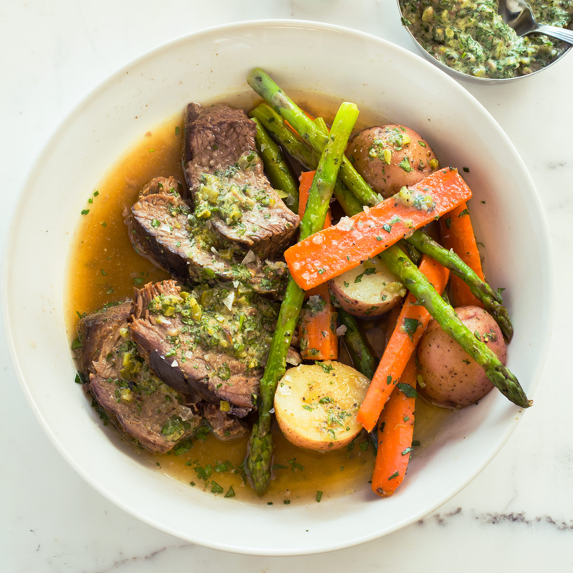 Simple Pot-Au-Feu | America's Test Kitchen