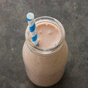Chocolate-Banana Milkshake