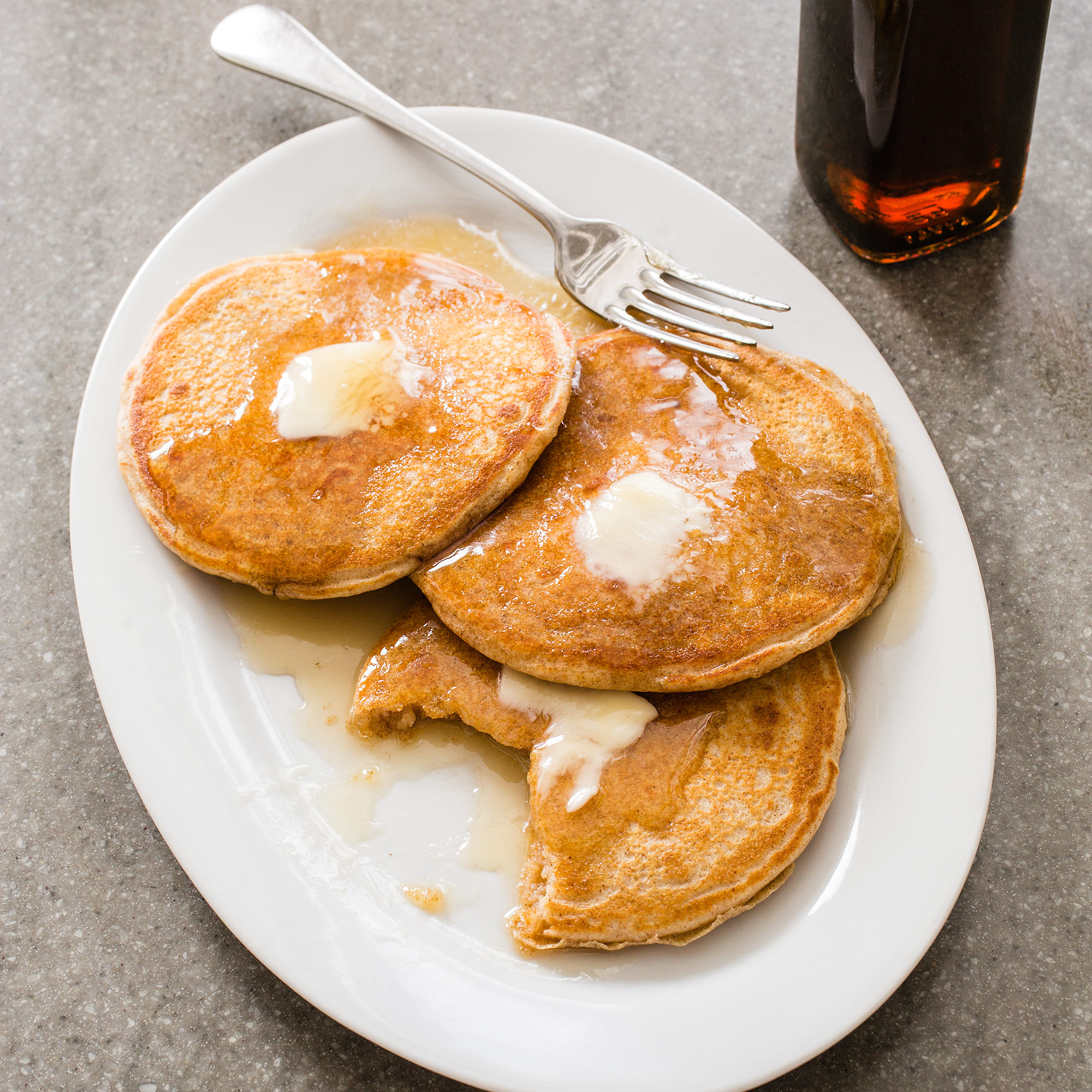 Country kitchen pancake recipe alicias jessica maine blog how to make a cake with pancake mix ccuart Image collections