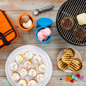 Impromptu Picnic Party Pack: What You Need