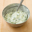 Cucumber-Yogurt Sauce
