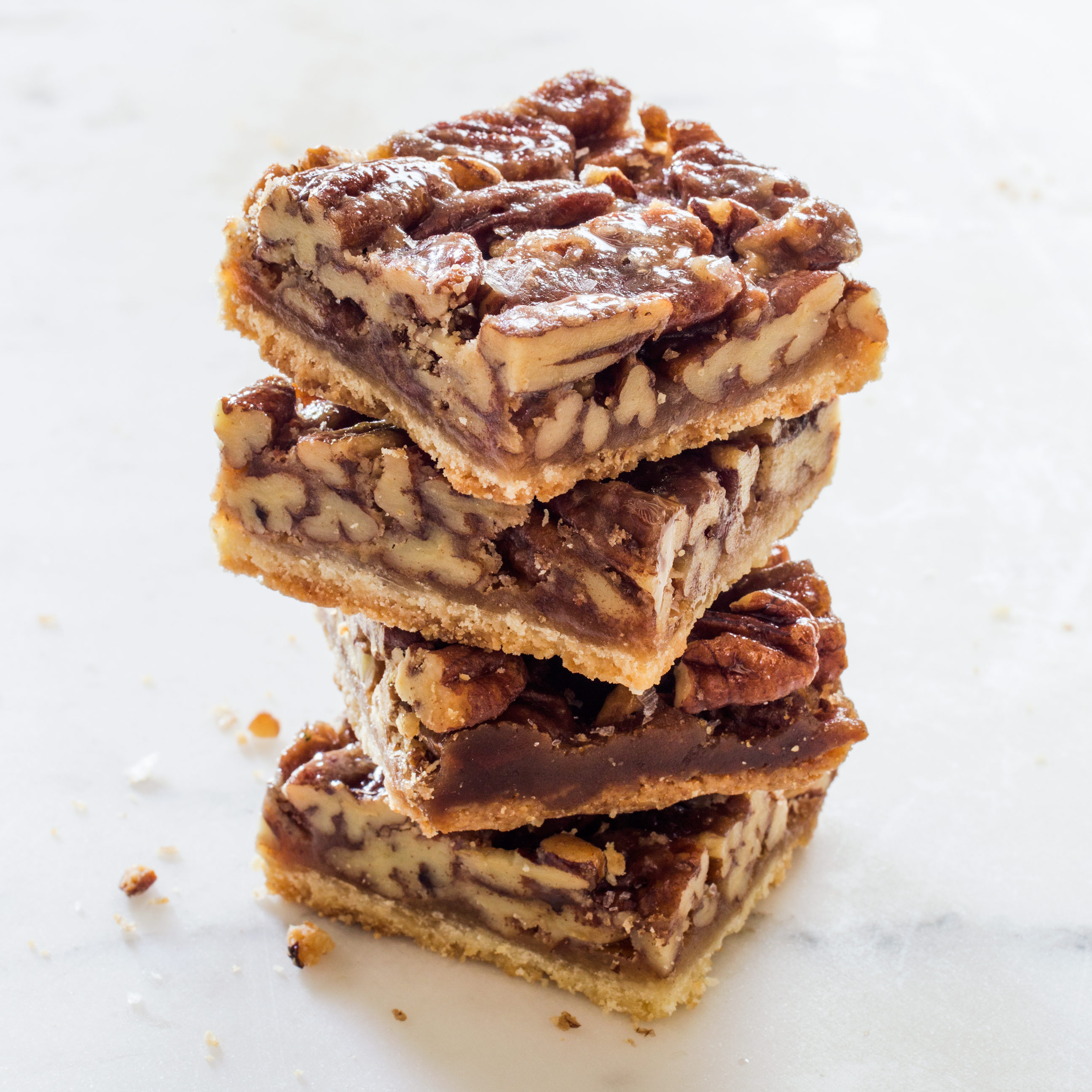 Ultranutty Pecan Bars | America's Test Kitchen