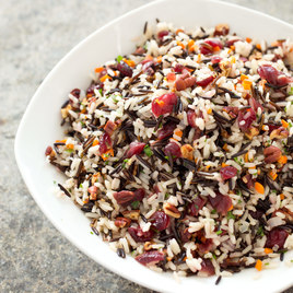 Detail sfs wild rice cranberries pecans 15