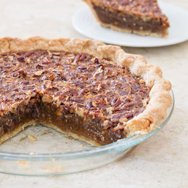 Detail sfs old fashioned pecan pie 002
