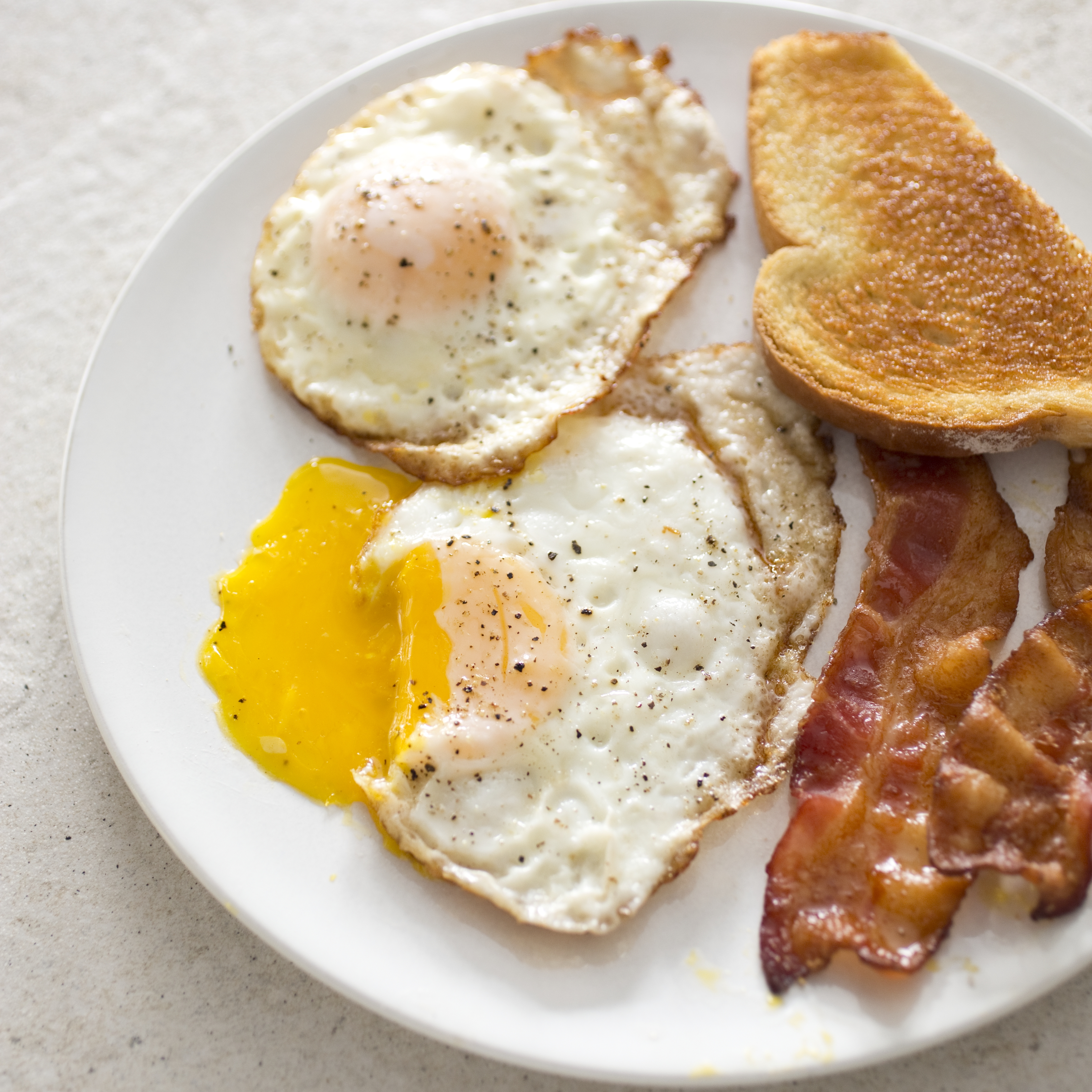 Perfect Fried Eggs Cook S Illustrated