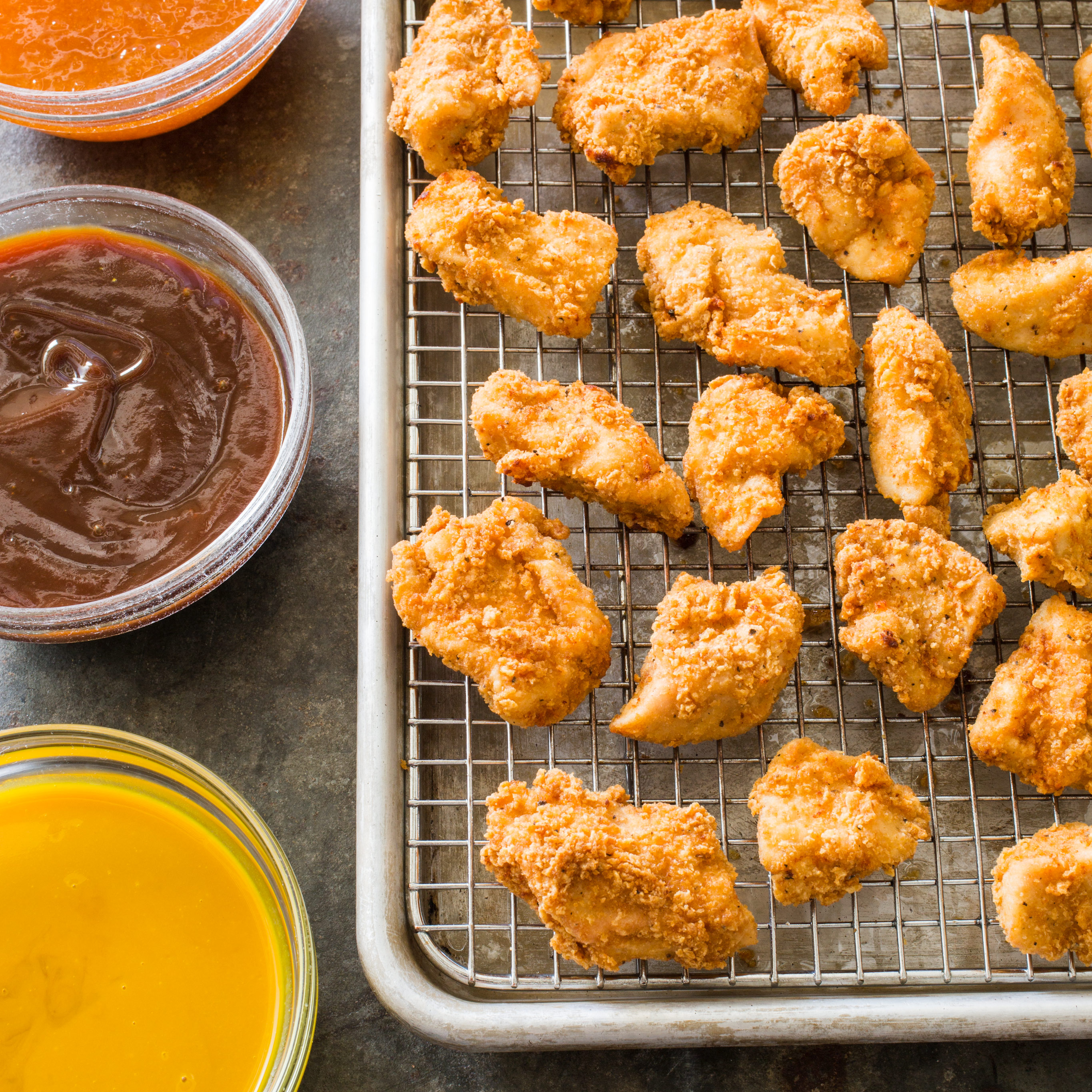Chicken Nuggets: Chicken Nuggets Recipe