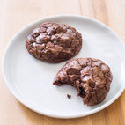 Triple-Chocolate Cookies