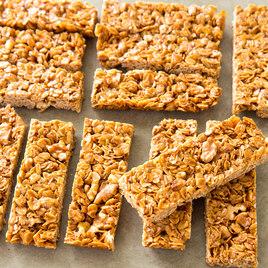 Crunchy Granola Bars Recipe - America's Test Kitchen
