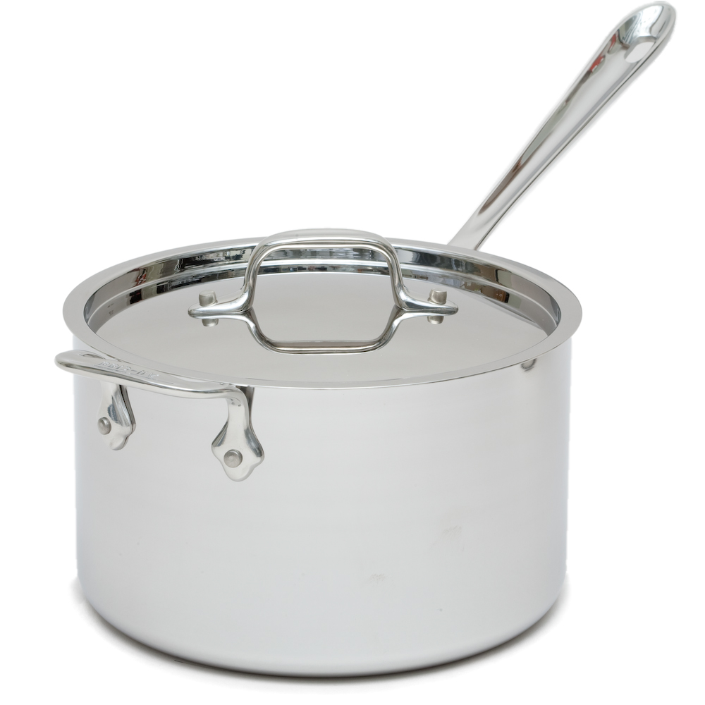 America S Test Kitchen Saucepan