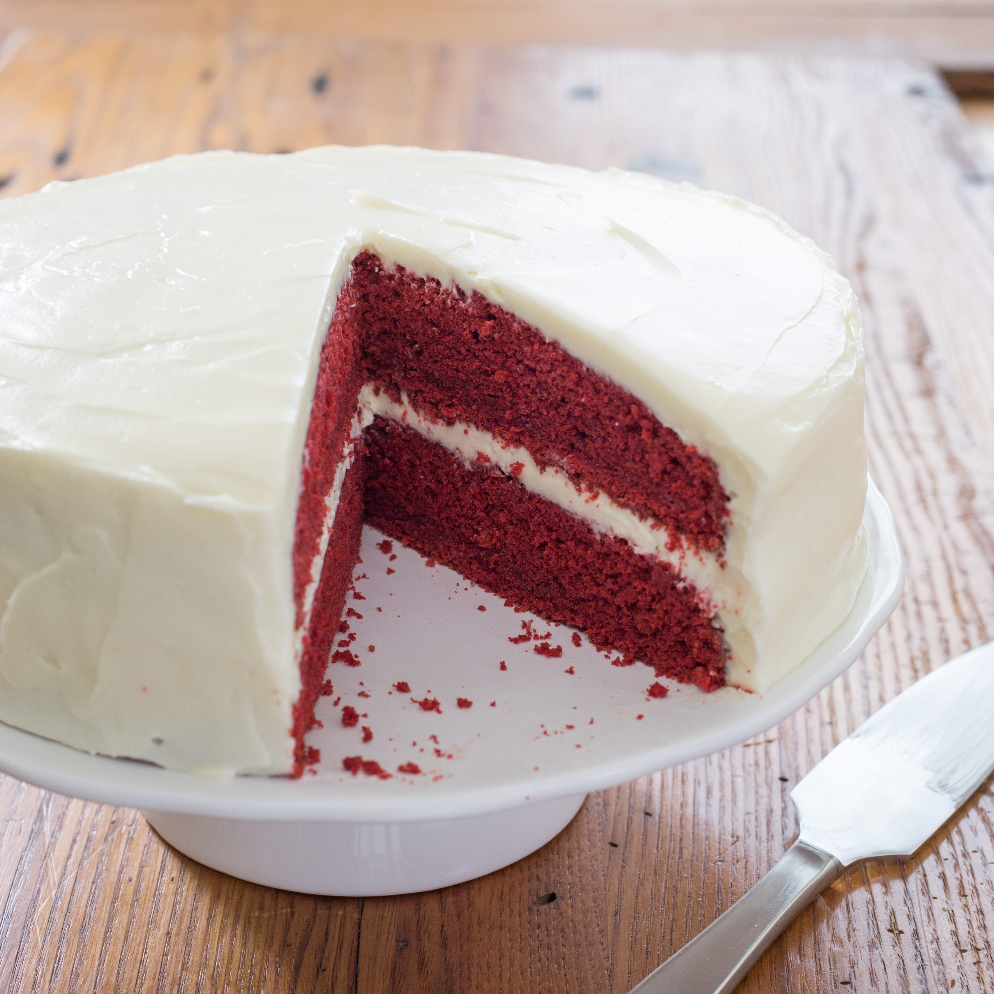 Red Velvet Cake Recipe With Buttermilk