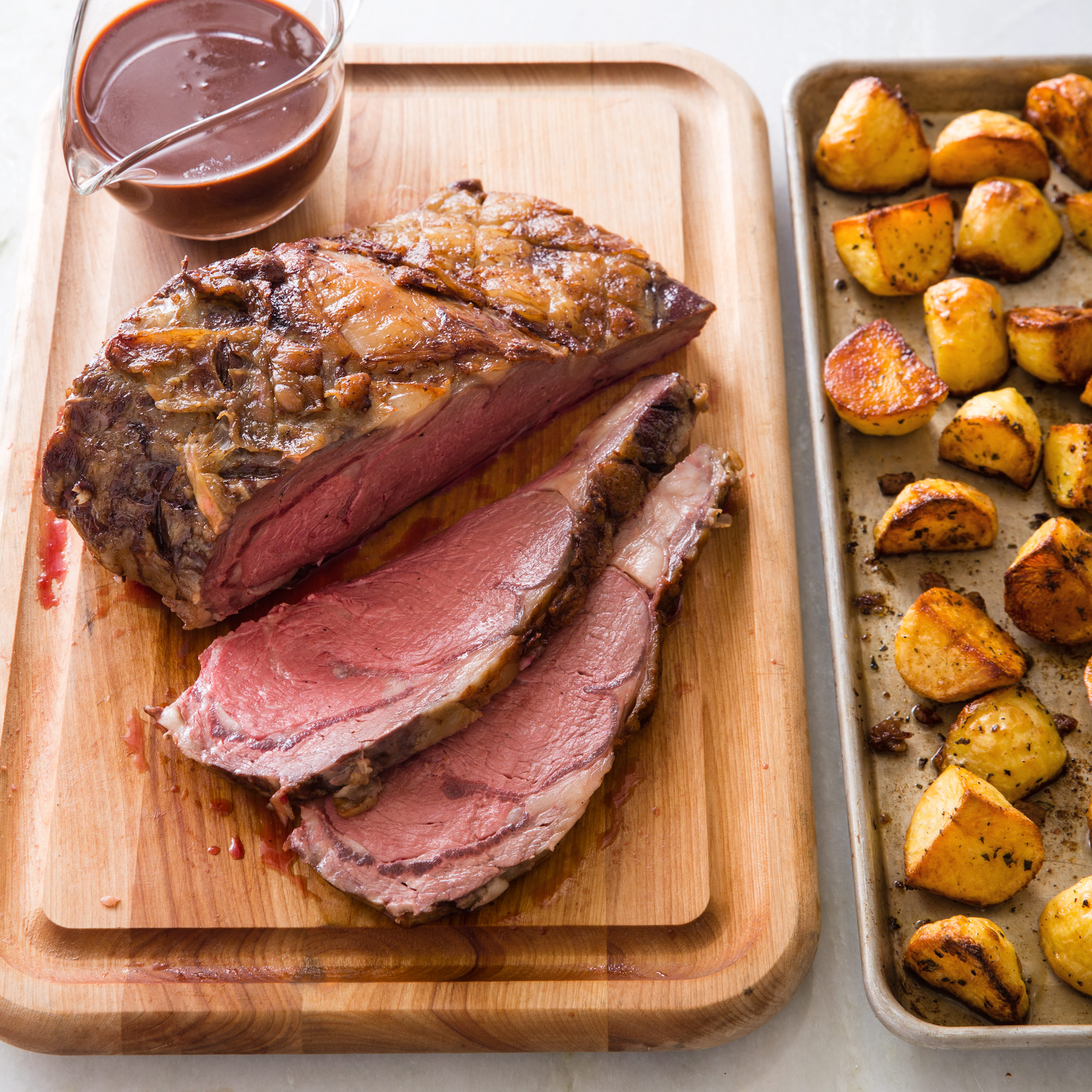 Prime Rib Recipe America S Test Kitchen