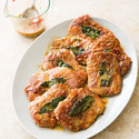 Pork Saltimbocca