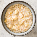 Banana and Brown Sugar Oatmeal