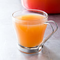 Hot Ginger-Spiced Mulled Cider
