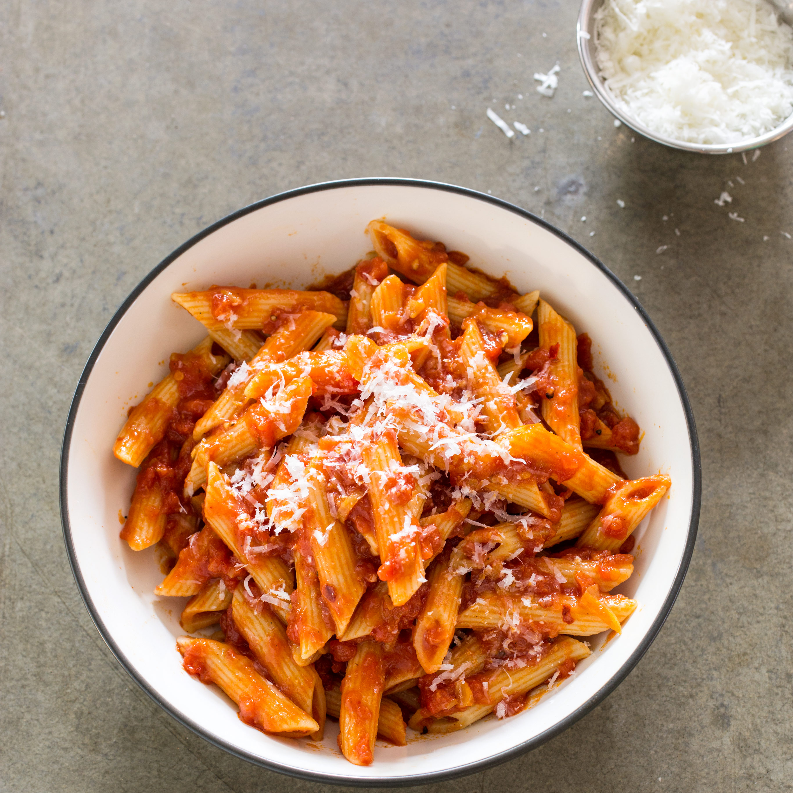 Arrabiata pasta recipes