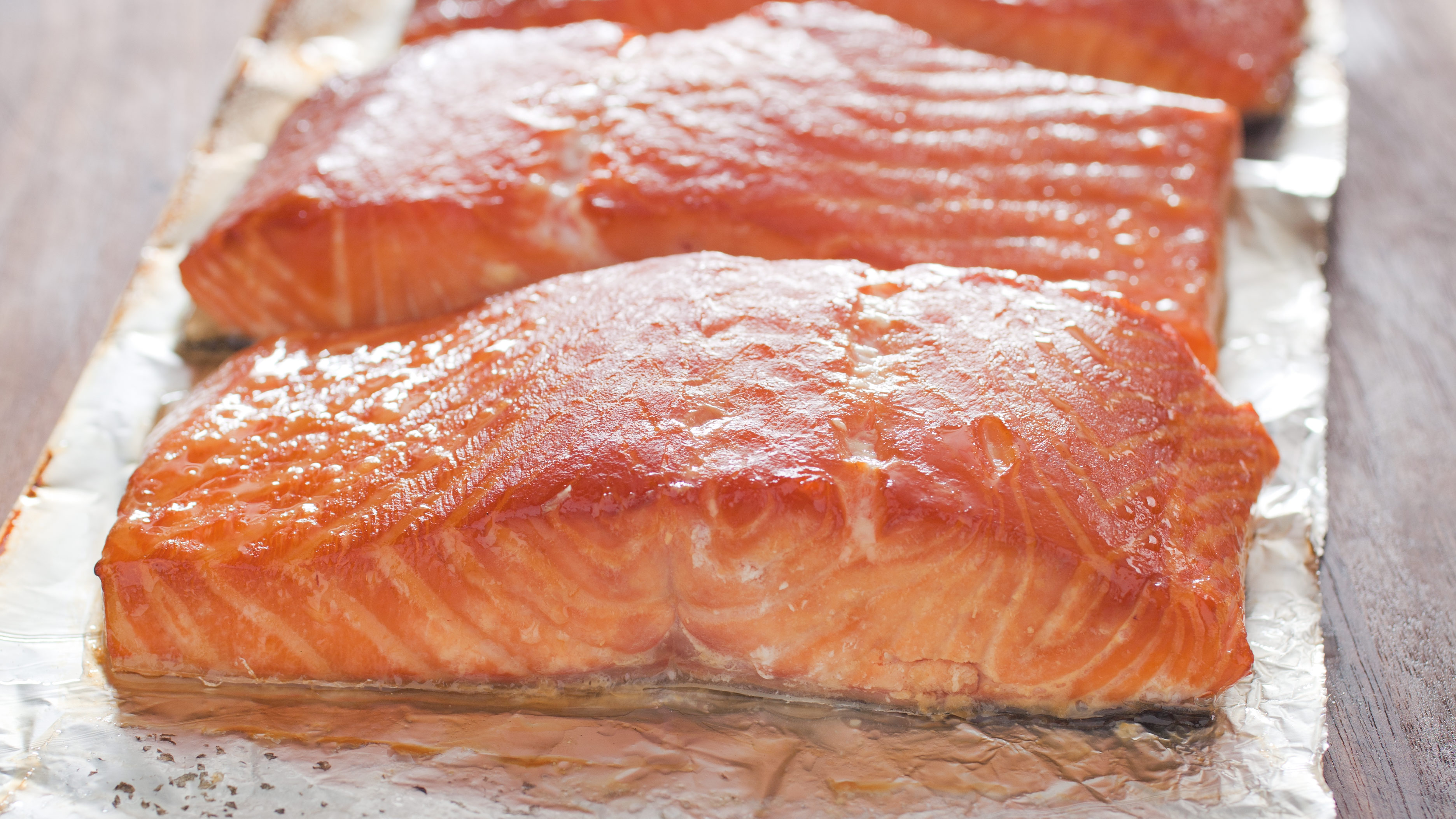 The Science of Cooking: Perfectly Cooked Salmon