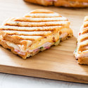 Smoked Turkey and Pepper Jack Panini