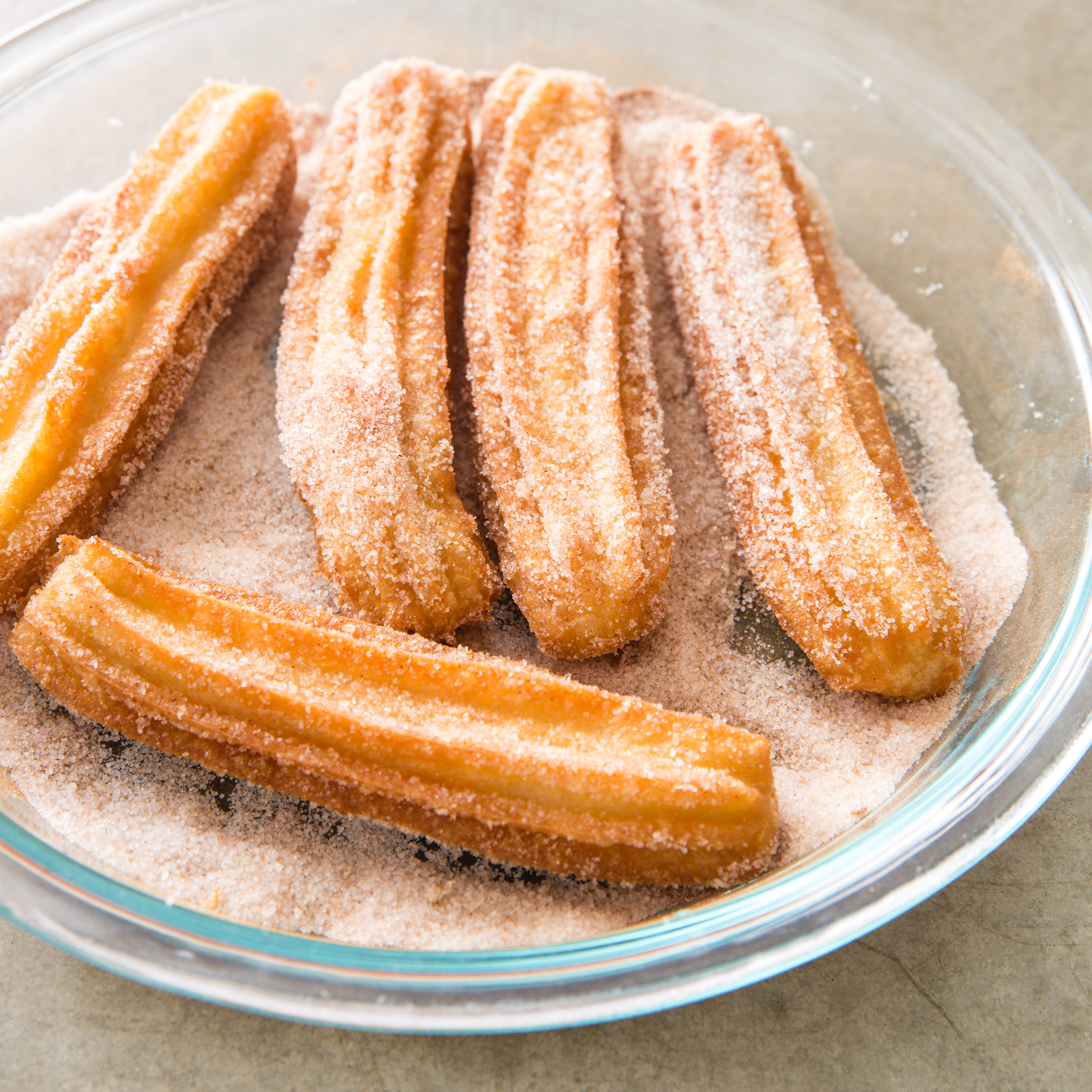 Churros Recipe — Dishmaps