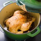French Chicken in a Pot