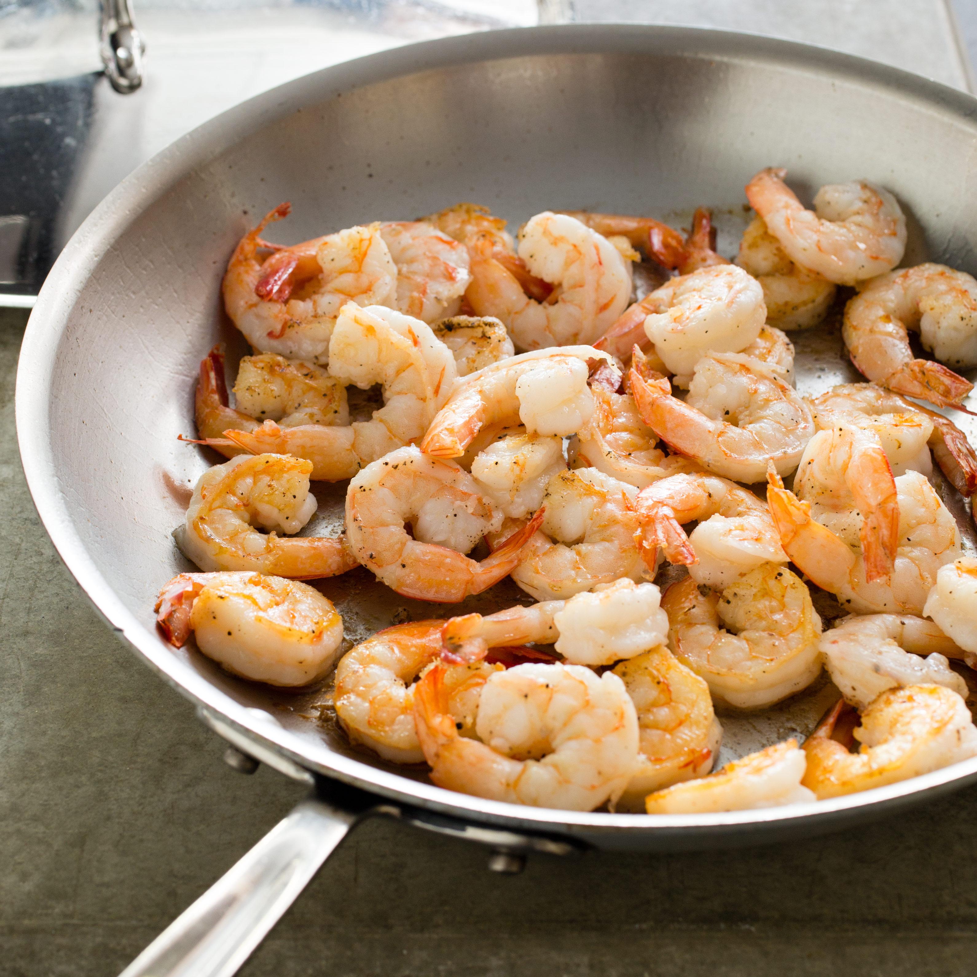 Pan-Seared Shrimp | America's Test Kitchen