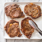 Pan-Seared Steaks