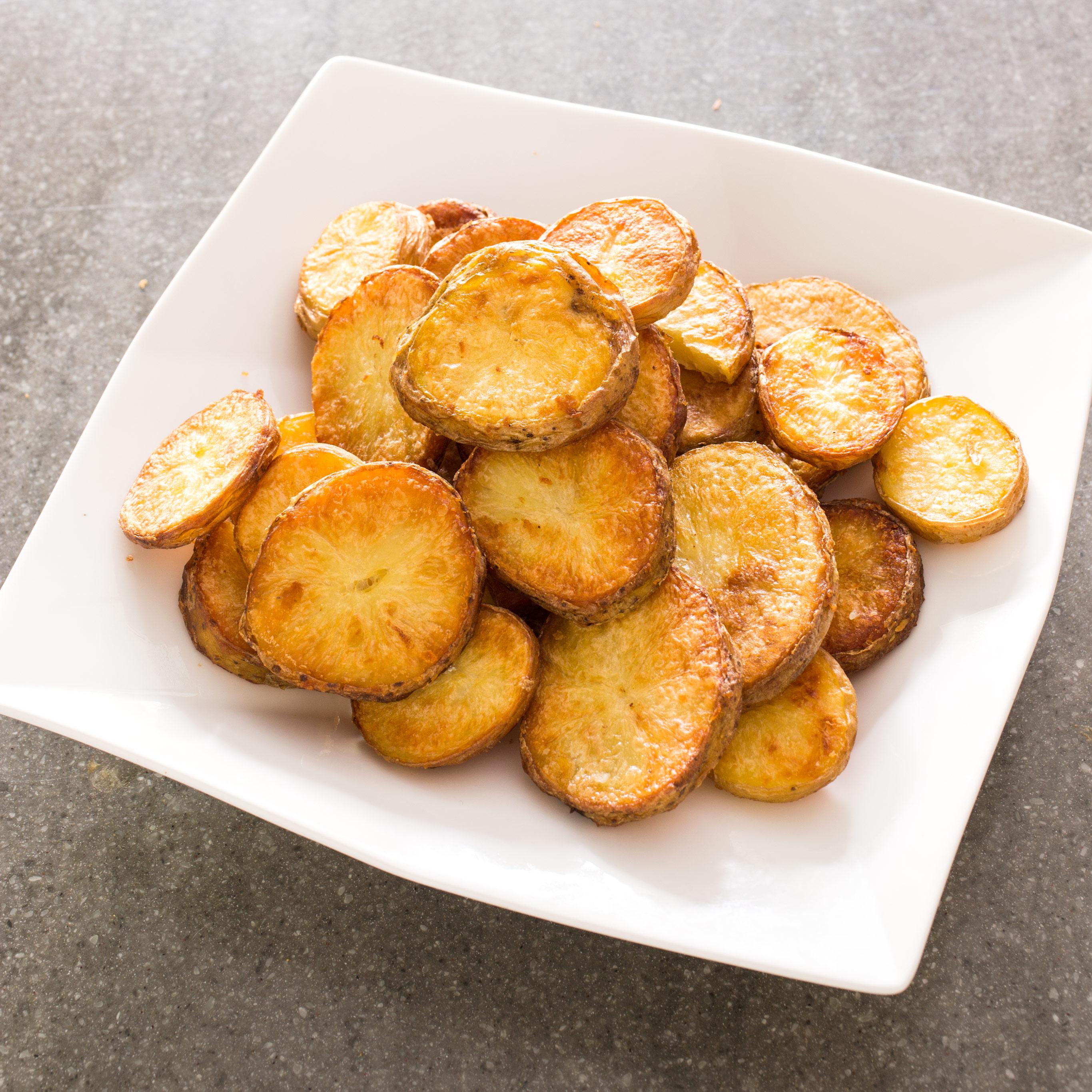 Crisp Roasted Potatoes America S Test Kitchen