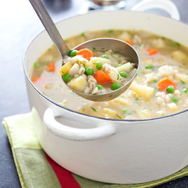 Detail sfs irish farmhouse vegetable barley soup bw 14