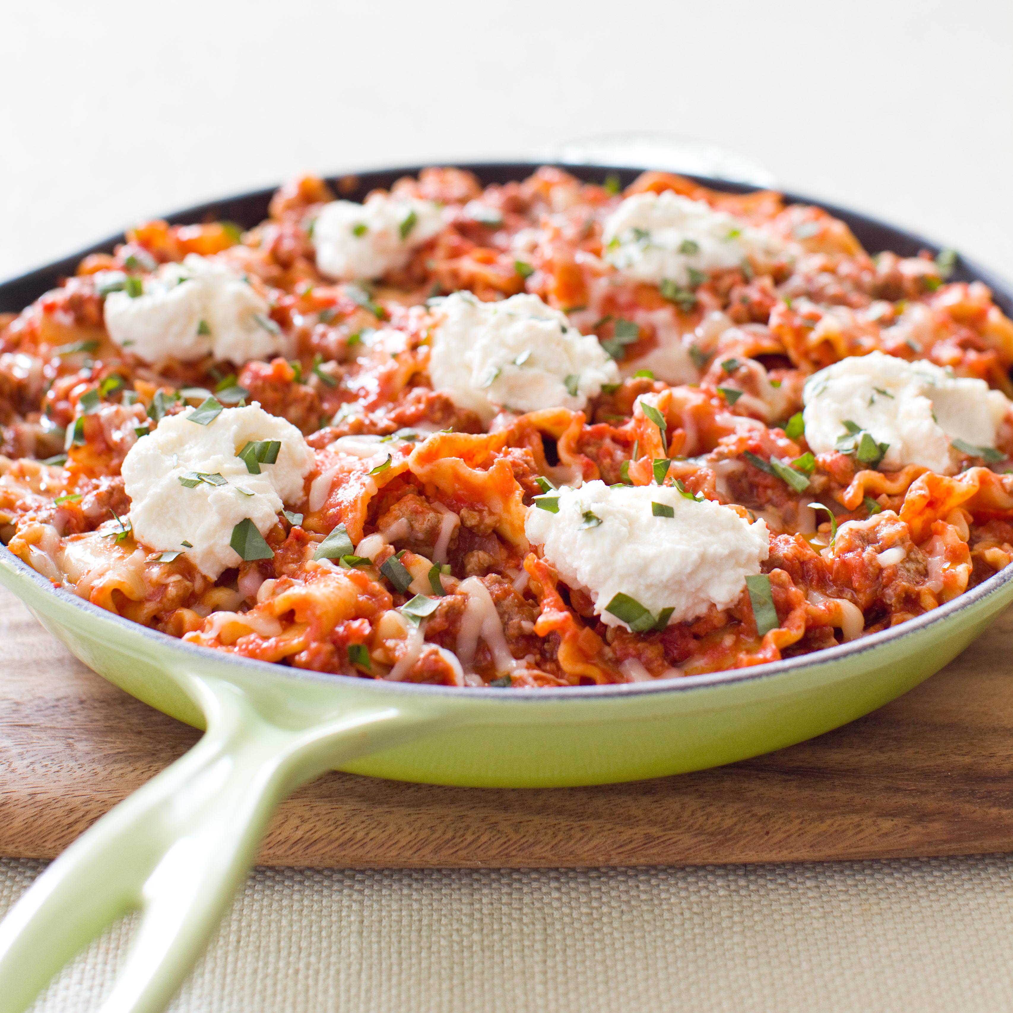 recipe: skillet lasagna cooks illustrated [5]