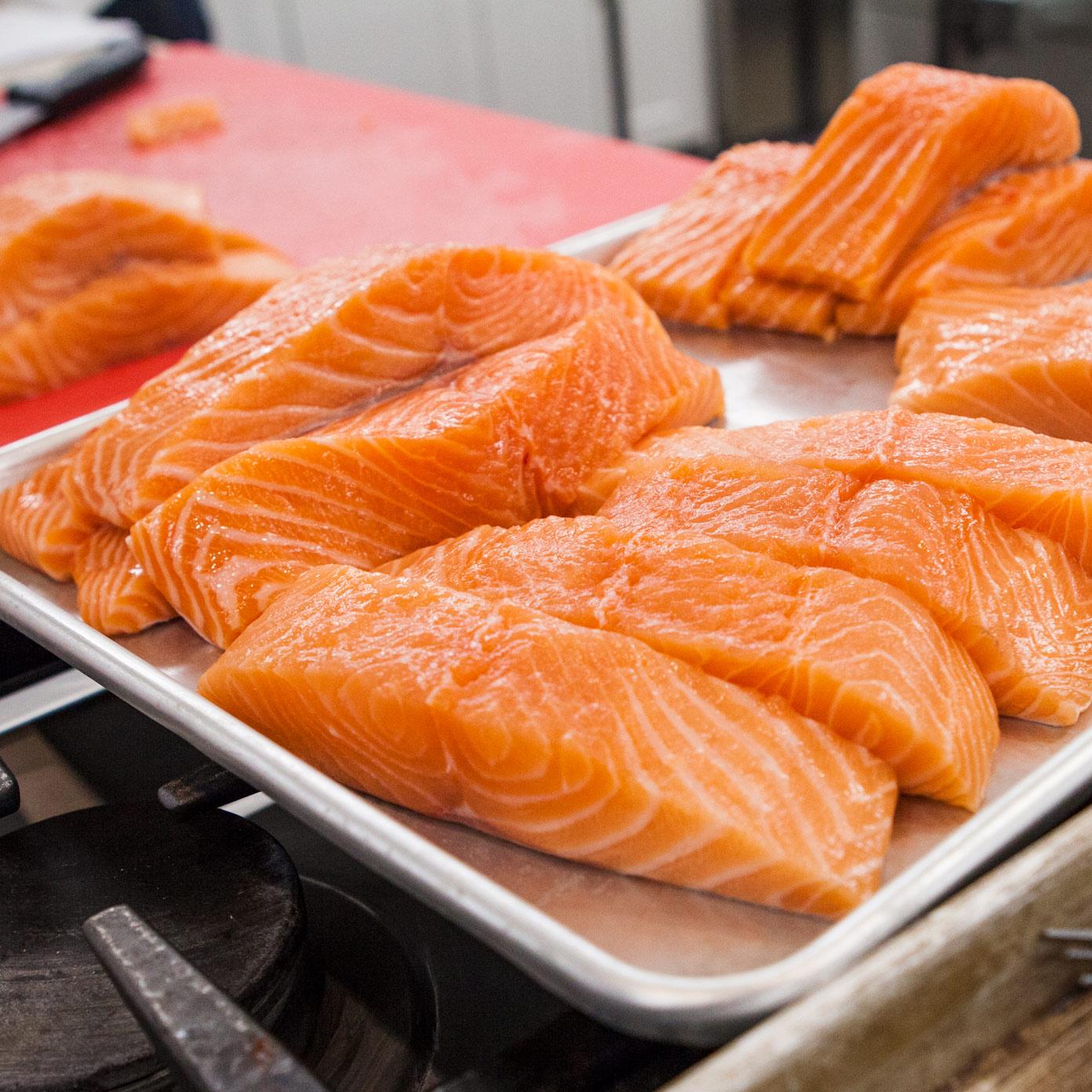 America S Test Kitchen Perfect Salmon
