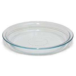 Detail sil pieplate pyrex9in