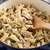 Campanelle with Sauteed Mushrooms and Thyme