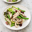Whole-Grain Mustard Chicken Salad