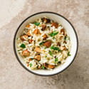 Herbed Rice Pilaf with Almonds