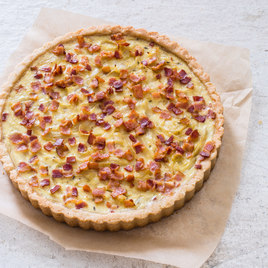 Detail sfs french onion bacon tart 4
