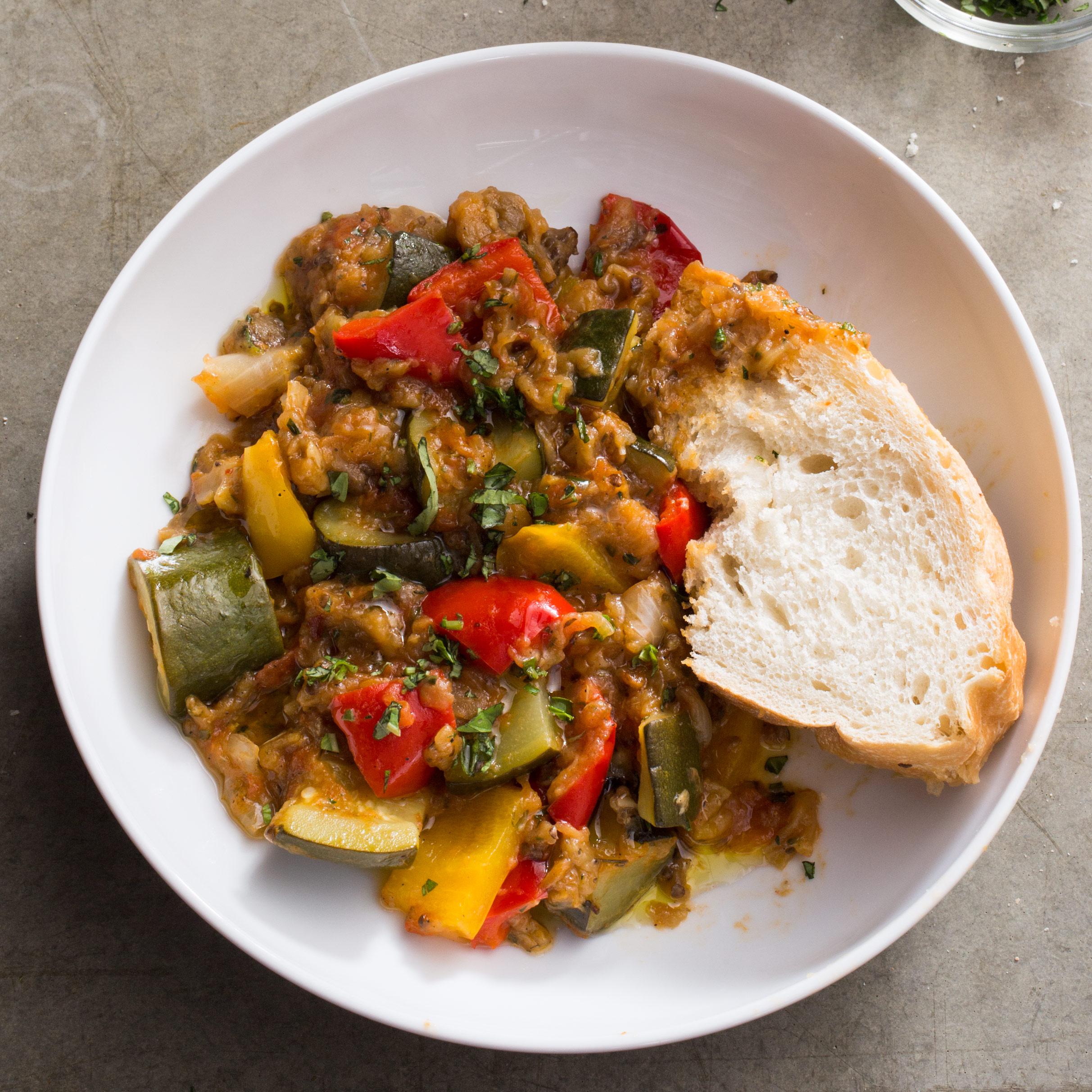 Ratatouille Cuisine Alice Waters' Ratatouille Recipe On ...