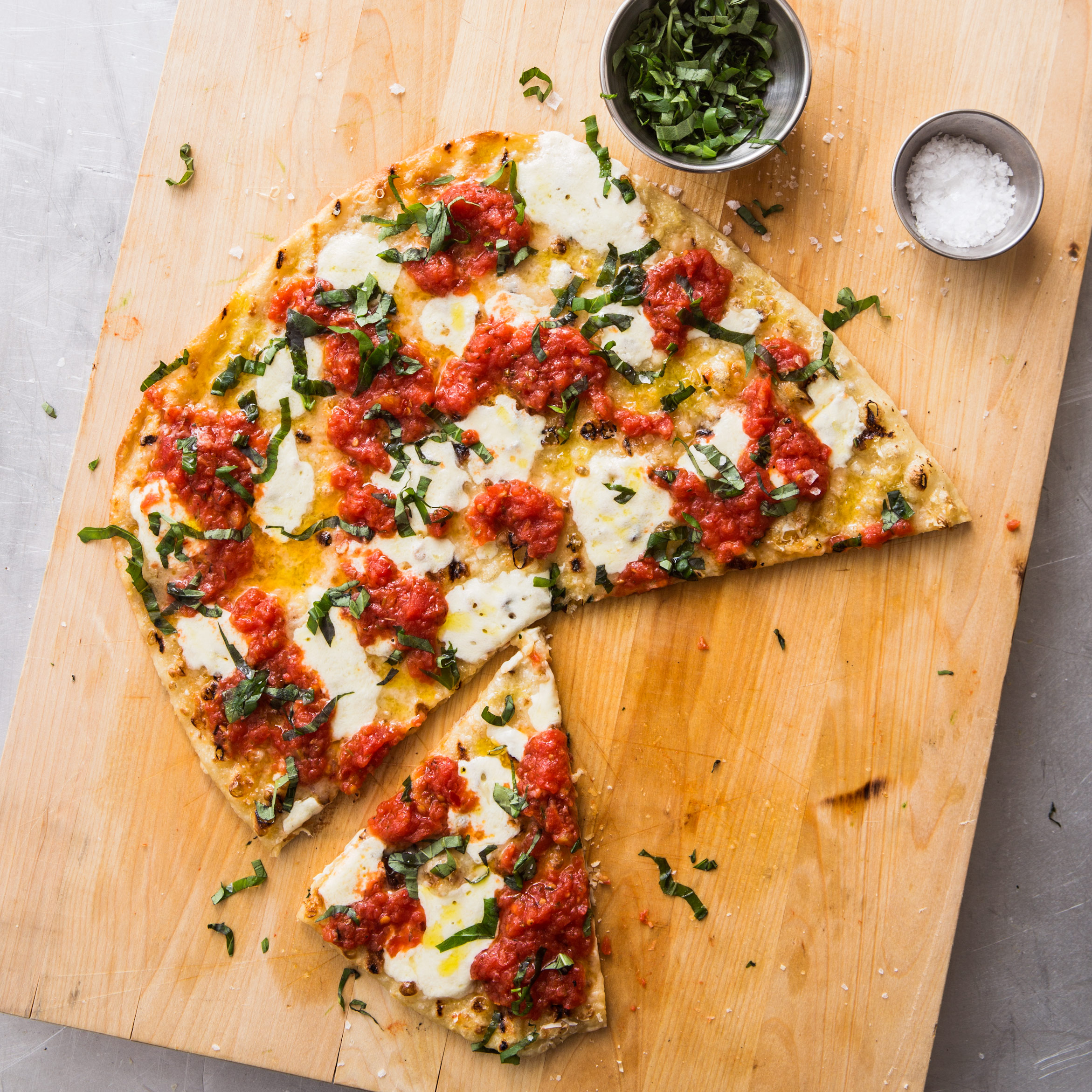 Grilled Pizza | America's Test Kitchen