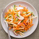 Carrot, Radish, and Asian Pear Slaw