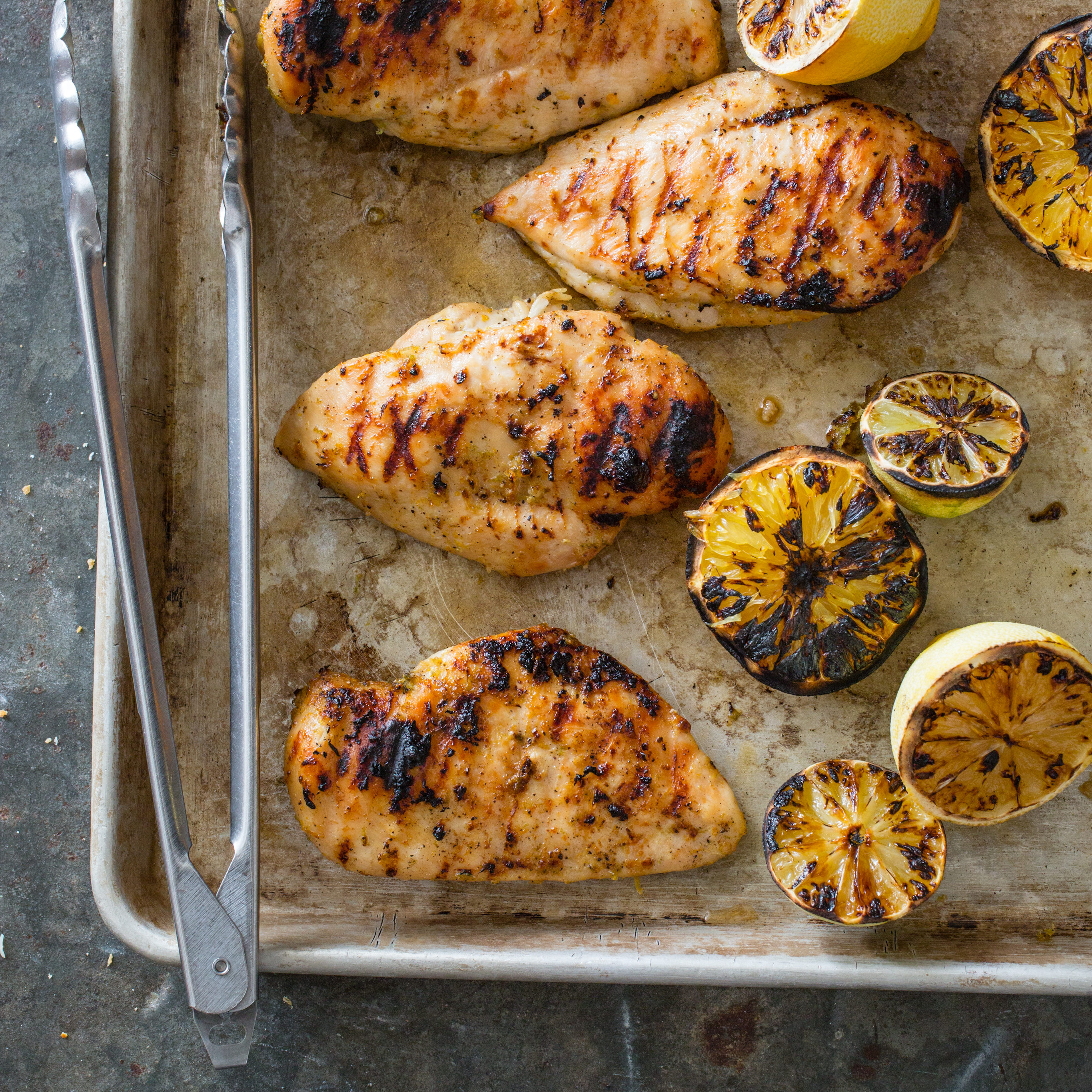 Grilled Citrus Chicken Breasts Recipes — Dishmaps