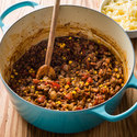 Sweet-and-Spicy Beef Chili