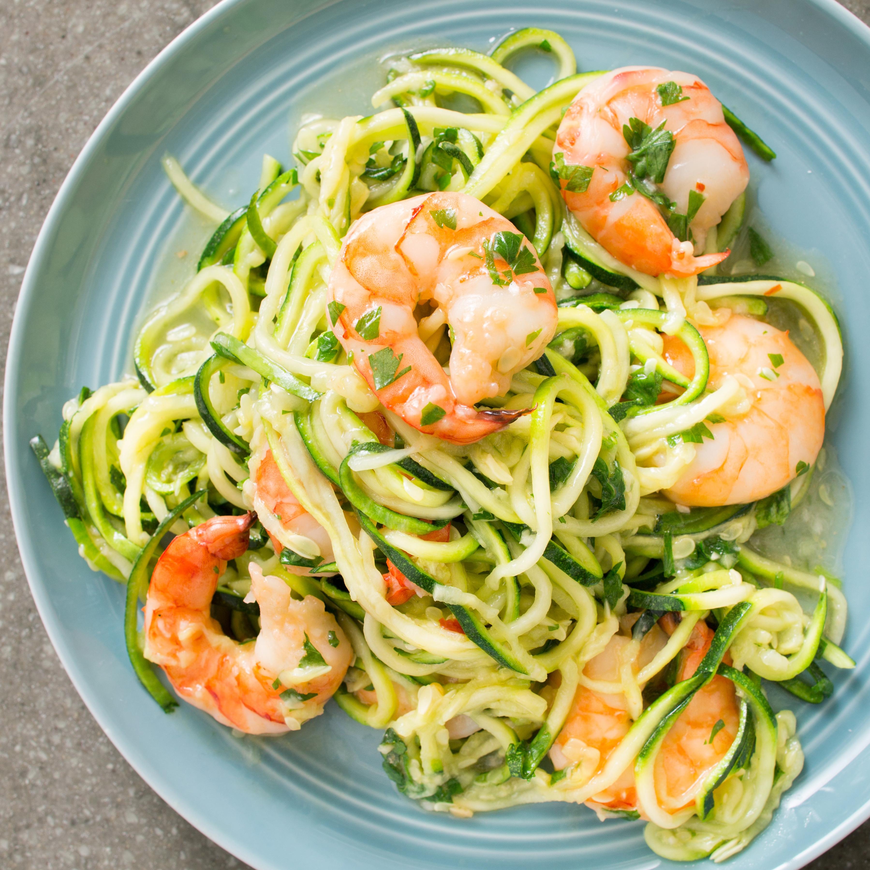 how to make thick shrimp scampi sauce
