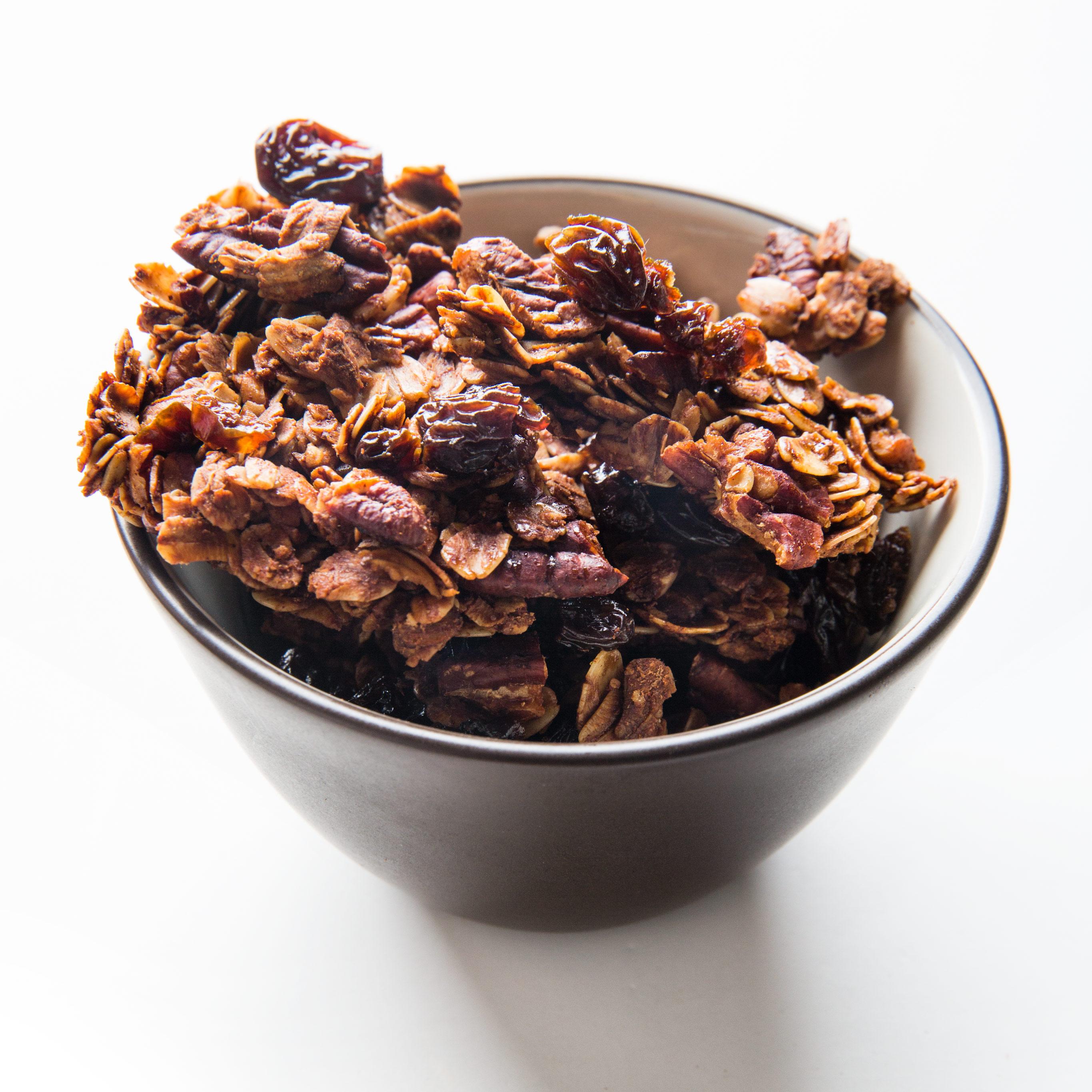 Honey Pecan Granola America S Test Kitchen