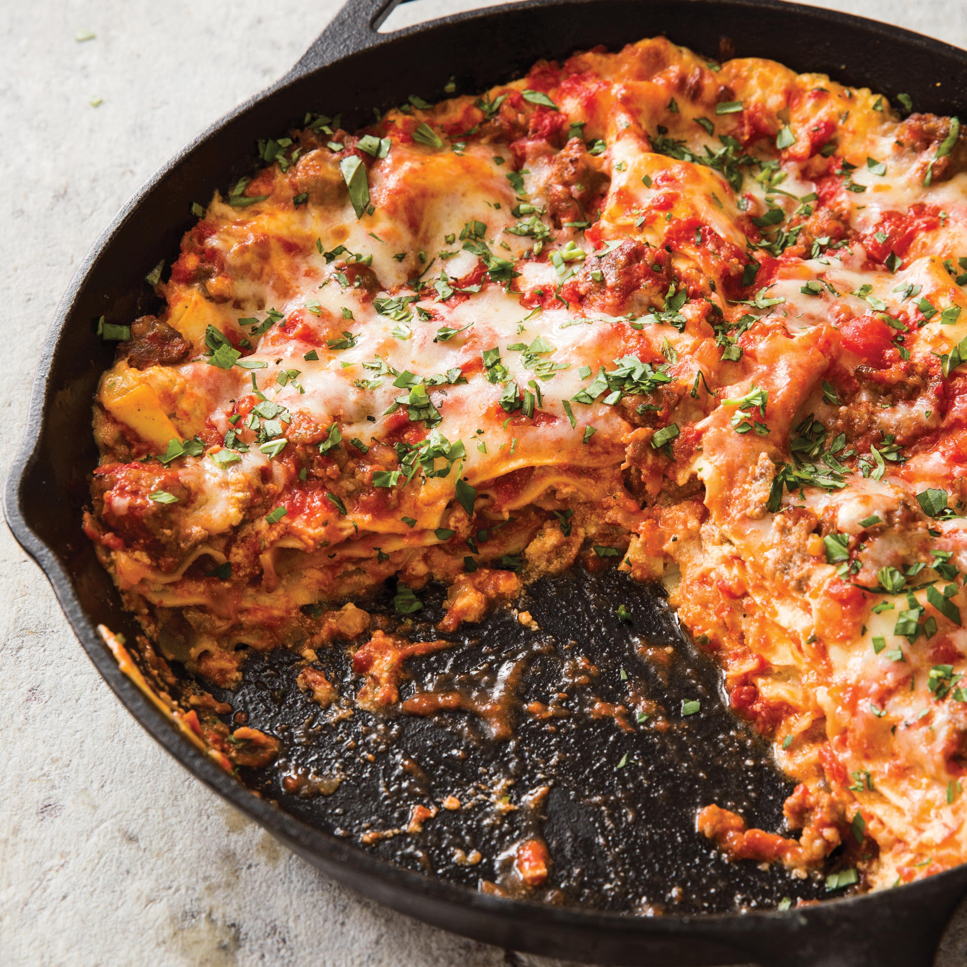 recipe: skillet lasagna cooks illustrated [24]