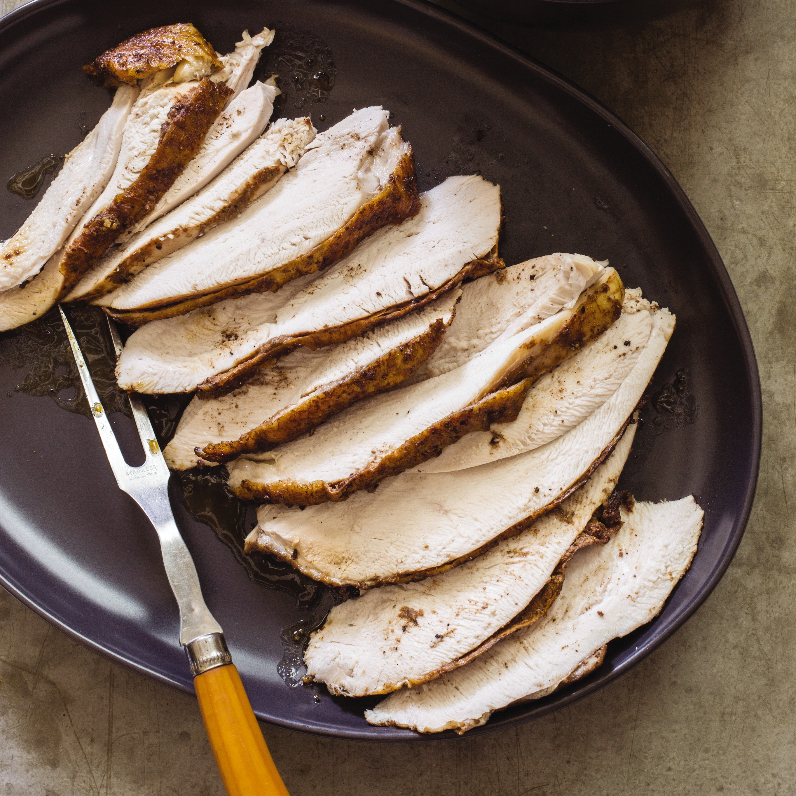 Cast-Iron Spice-Rubbed Turkey Breast | America's Test Kitchen