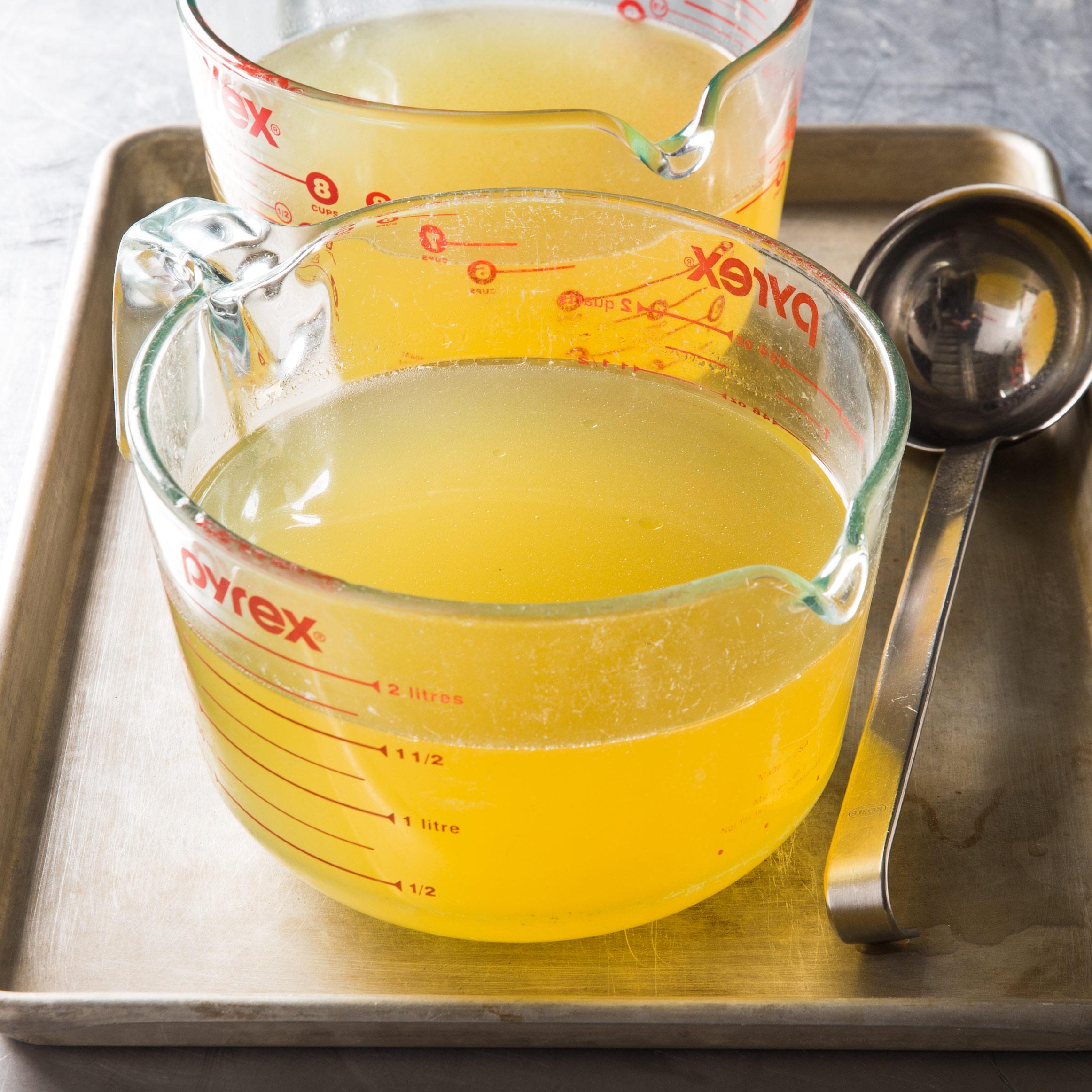 America S Test Kitchen Chicken Broth Recipe