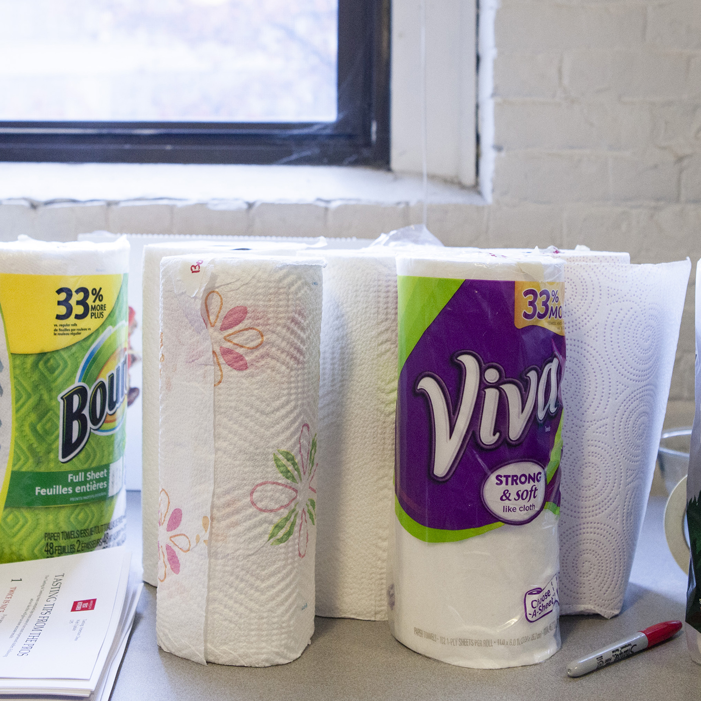 paper towel research on viva According to independent research performed by the sweet home what is the strongest brand of paper towel a: what is the history of viva paper towels.