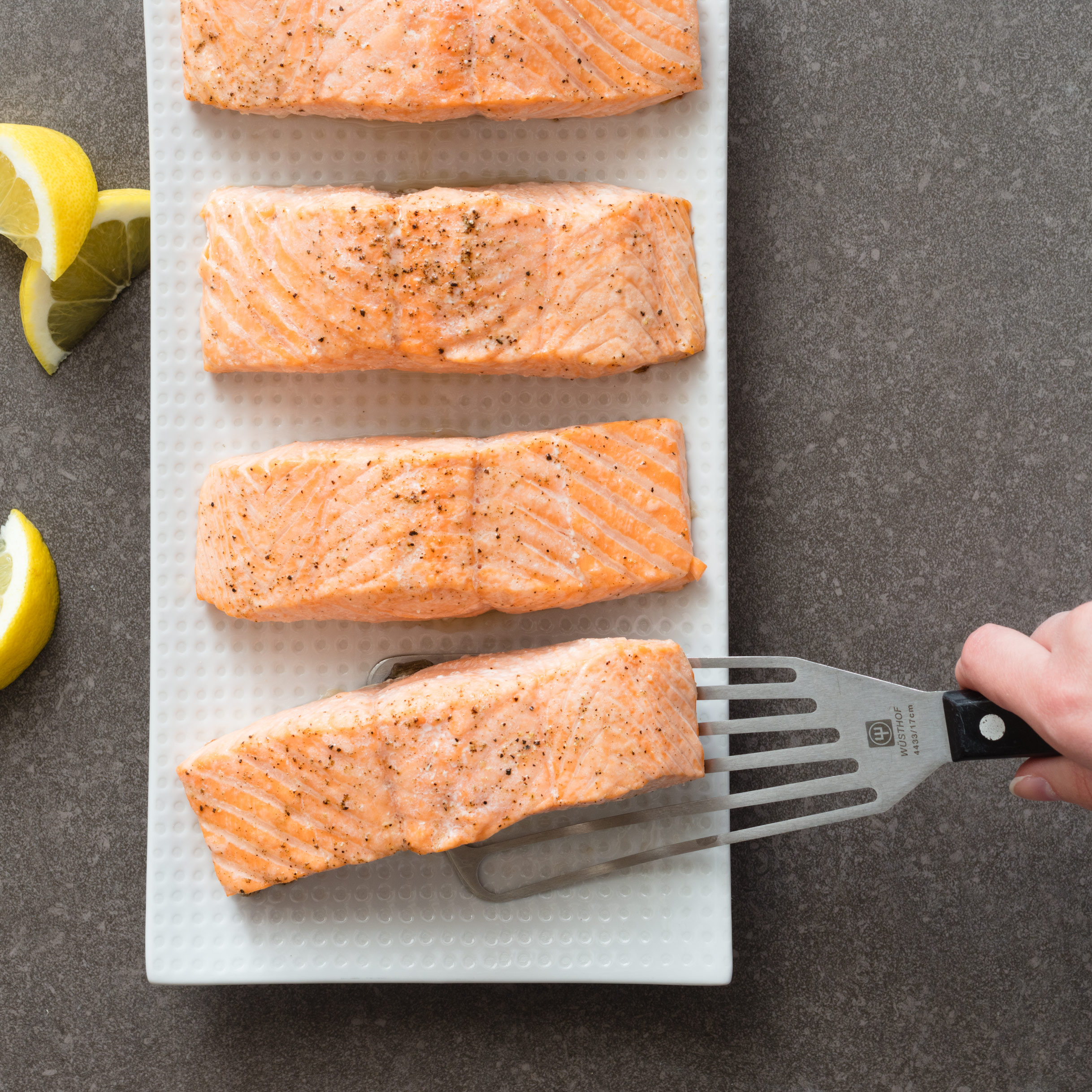 Oven roasted salmon cooks illustrated ccuart Image collections