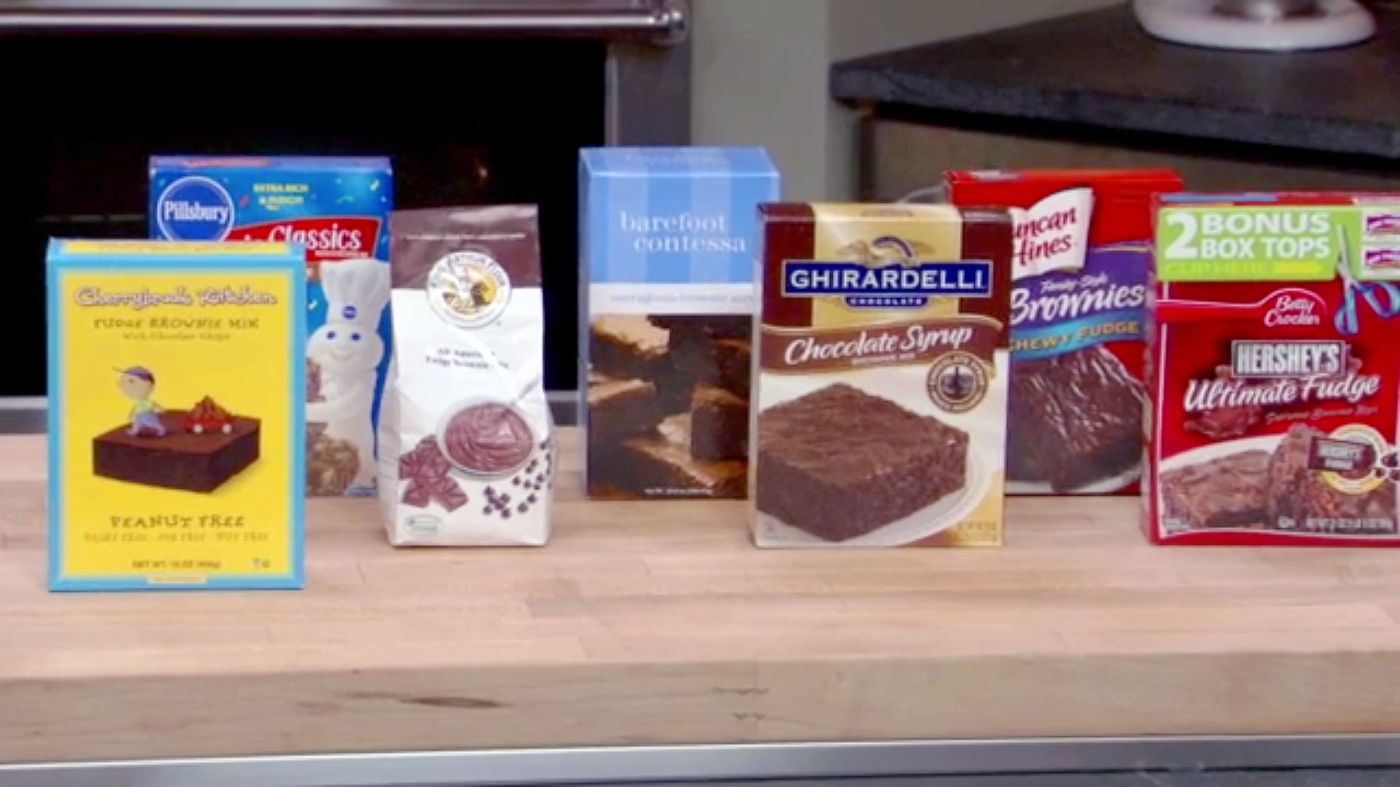 Boxed Brownie Mixes Cooks Country