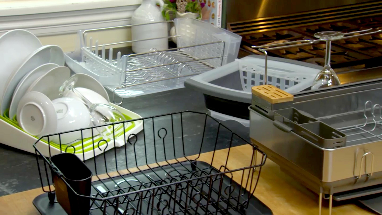 Innovative Dish Drying Racks