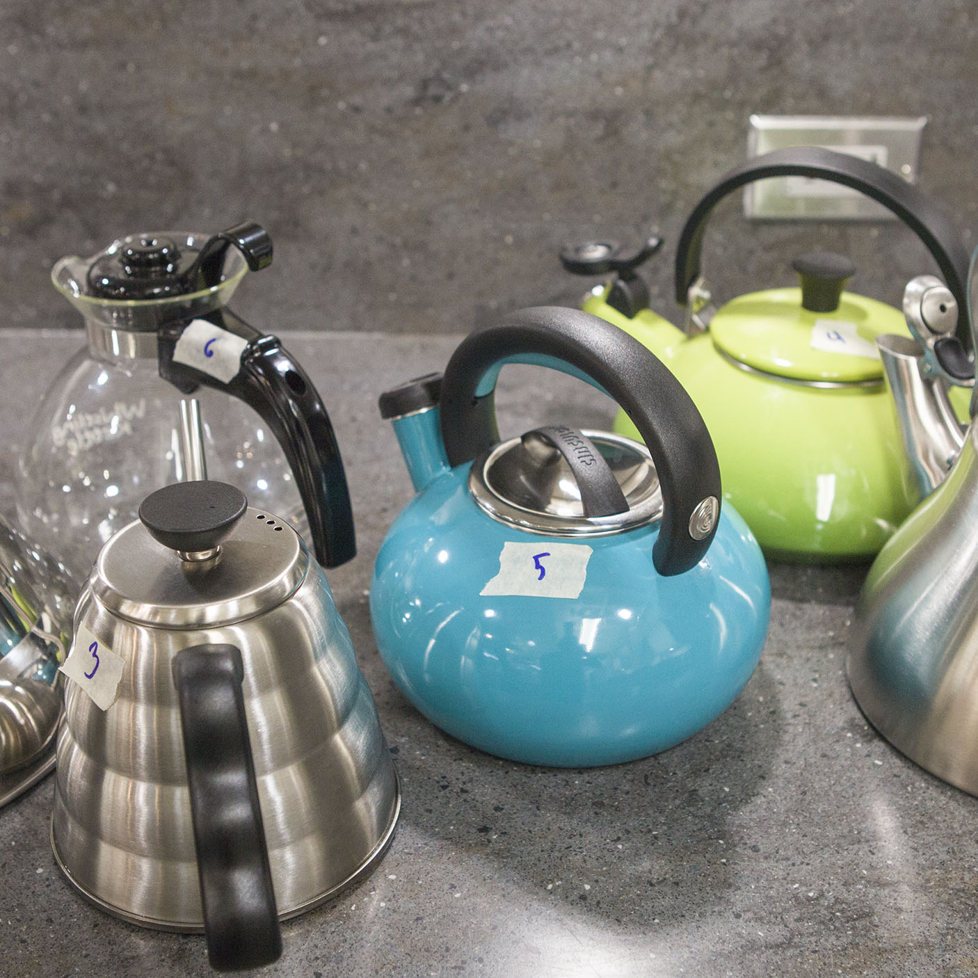 America S Test Kitchen Kettles